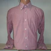Распродажа мужской рубашки с длинным рукавом Secolo. Разные цвета.