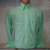 Распродажа мужской рубашки с длинным рукавом Secolo.