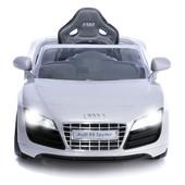 Электромобиль Audi R8 spyder Geoby w458qg-а04 Китай серебро 1218009