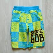 Яркие шорты для мальчика. Nickelodeon. Размер 2-3 года. Состояние: новой вещи, не ношенные