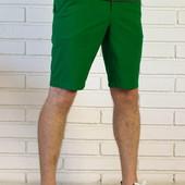 "Шорты ""зелёный лён"" Размер: M L XL (2з)"