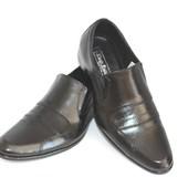 Мужские туфли классические, натуральная кожа