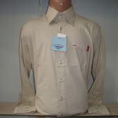 Мужская рубашка с длинным рукавом Jean's.