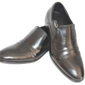 Туфли мужские классические, натуральная кожа