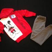 Спортивный костюм на 8 лет от Disney утеплитель