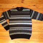 Мужской свитер. Смотрим описание