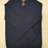 Свитер пуловер шерсть (Германия) L