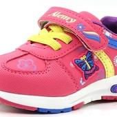 Кроссовки для девочки 22- 27 размер. Укр. Почта + 10 грн.