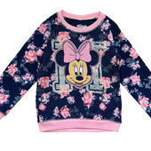 4, 5 лет.Яркий Свитшот Minnie Mouse.