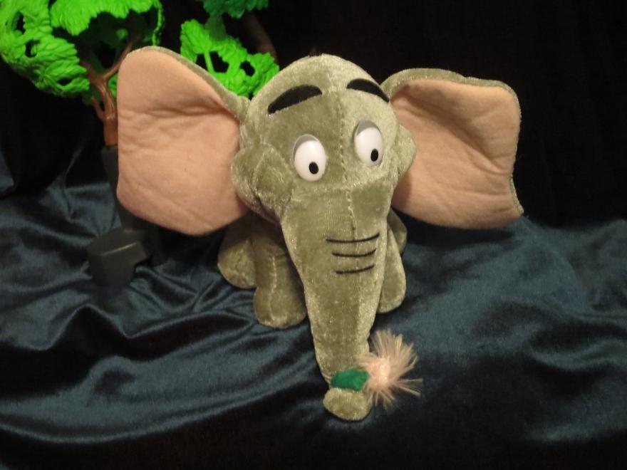 Слон.слоник.мягкая игрушка.мягка іграшка.мягкие игрушки.paul фото №1
