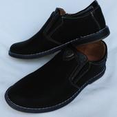 """Туфли чёрные С6315-0 ТМ """"Jong-Golf"""", 32, 33, 34, 35, 36, 37"""