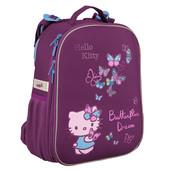 Рюкзак школьный каркасный Kite Hello Kitty hk16-531S