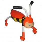 Детский самокат толокар Пчелка