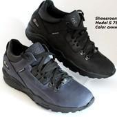 Классные мужские кроссовки Jordan кожаные, 2 цвета