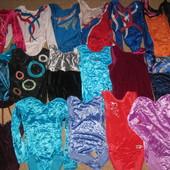 спортивные купальники для гимнастики ,балета.