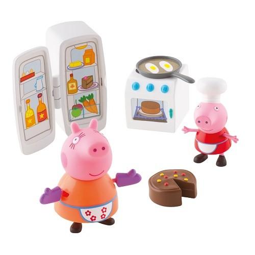 Игровой мини набор свинка peppa кухня пеппы фото №1