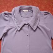 Флисовый халат размер 14-16 (L), б/у. Хорошее состояние, без пятен. Длина 122 см, ПО груди 51 см, пл