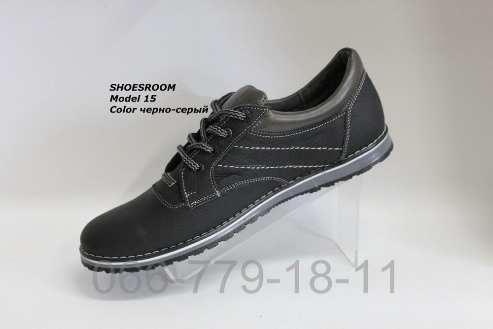 422b450f3 Кожаные мужские туфли тм barzoni, цена 700 грн - купить Туфли новые ...