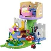 Акция Игровой набор маленькое королевство Бена и Холли - Волшебный замок замок с мебелью, фигурка