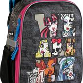 Кайт Рюкзак школьный каркасный 531 Monster High