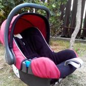 Німецьке автокрісло Romer Baby-Safe plus 0-13 кг.