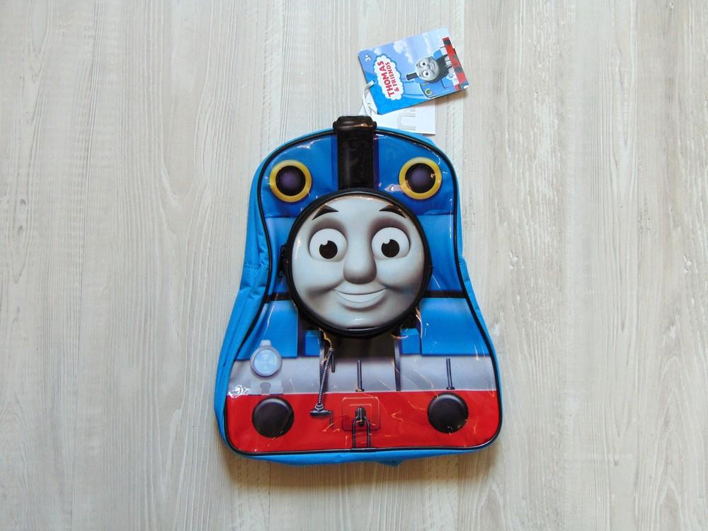 """Новый рюкзак """"Паровозик Томас"""" для мальчика. Mothercare фото №1"""