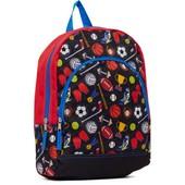 Рюкзак для мальчика с мячиками. США.