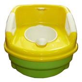 Многофункциональный детский горшок 3в1 Geoby P600-Hal Китай желто-зеленый 1216838