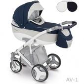 Детская универсальная коляска 2 в 1 Camarelo Avenger Lux