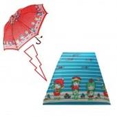купить детские  зонтики , 2 вида синии