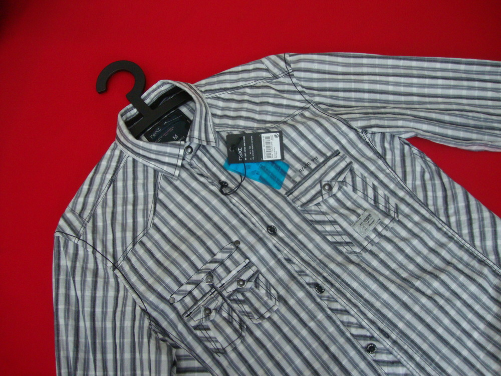 Рубашка Next размер M фото №1