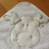 Одеяло (полотенце, покрывало) махровое в коляску, кроватку
