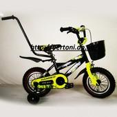 Детский двухколесный велосипед Hammer-12 s500. 600