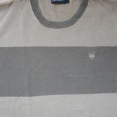 свитер Easт West размер L лён