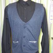 Рубашка-жилет - Fishbone - L - Германия!!!