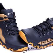 Кроссовки кожаные ECCO Track