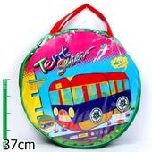 """Детская игровая палатка """"Автобус"""" 999-20"""