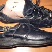 кожаные  босоножки  для  проблемных  ножек  ф.  Хsensible  размер  6.5  -  25.5 см