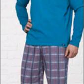 Мужские комплекты для дома и отдыха пижамы   размеры до 2ХЛ  Польша