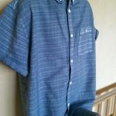 Шикарная рубашка George 13-14 л 158-164 см