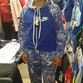 Модные спортивные костюмы со вставками мрамор. Размеры 128-158.