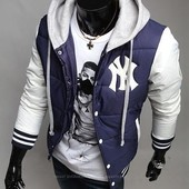 Мужская курточка бомбер