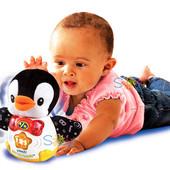 Музыкальный пингвин Roly Poly фирмы VTech. Суперигрушка!
