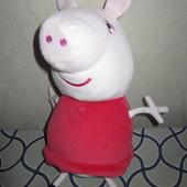 Звуковая Свинка Пеппа Peppa Pig Оригинал 42см