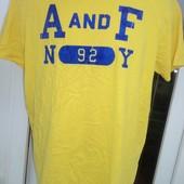 Фірмова футболка ,бренд Abercrombie & Fitch (аберкромби&Фитч)