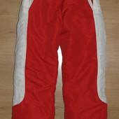 152р Полукомбинезон зимние штаны Германия