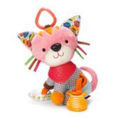 Skip Hop Развивающая игрушка-подвеска Котенок, кот, котик