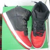 кроссовки ботинки Nike р.44, 28 см  Кожа