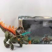 Динозавр с реалистичными звуками
