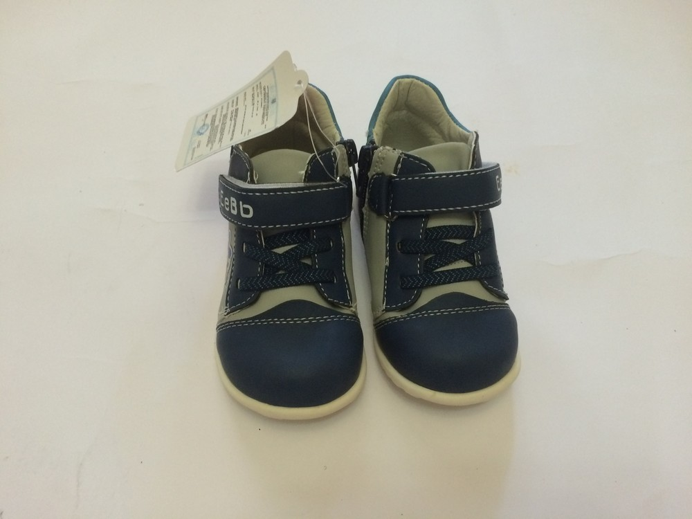 Ботинки деми для мальчика фото №2
